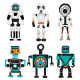 Humanoid Robot - GraphicRiver Item for Sale