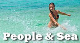People & Sea