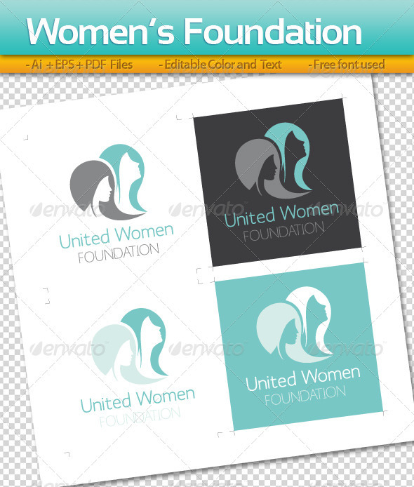 GraphicRiver Women's Foundation 2578547
