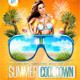 Summer Cool Down Party - Club Flyer - GraphicRiver Item for Sale