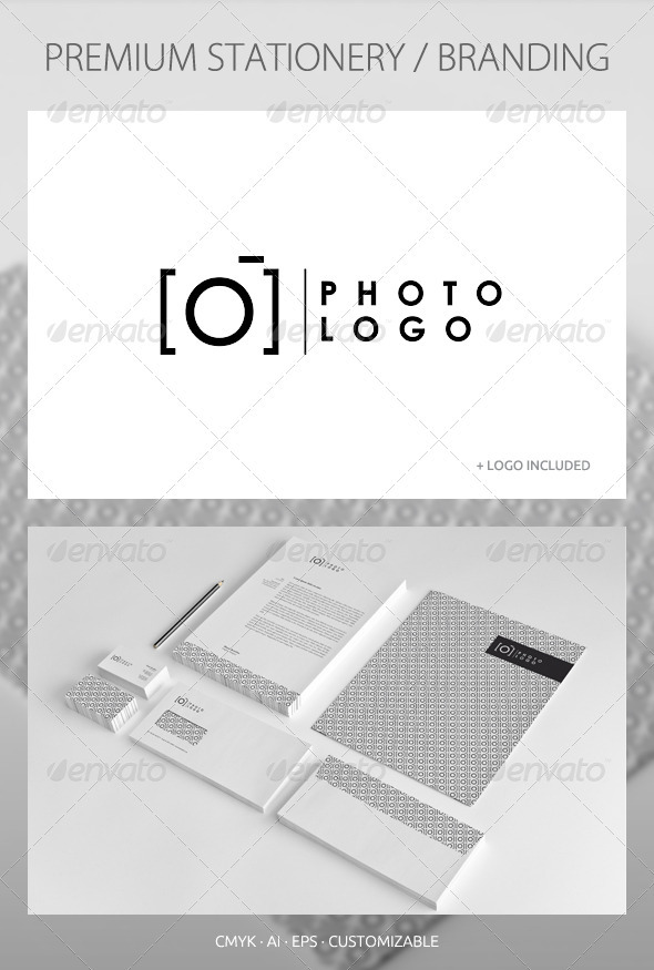 GraphicRiver Photography Corporate Identity 2578947