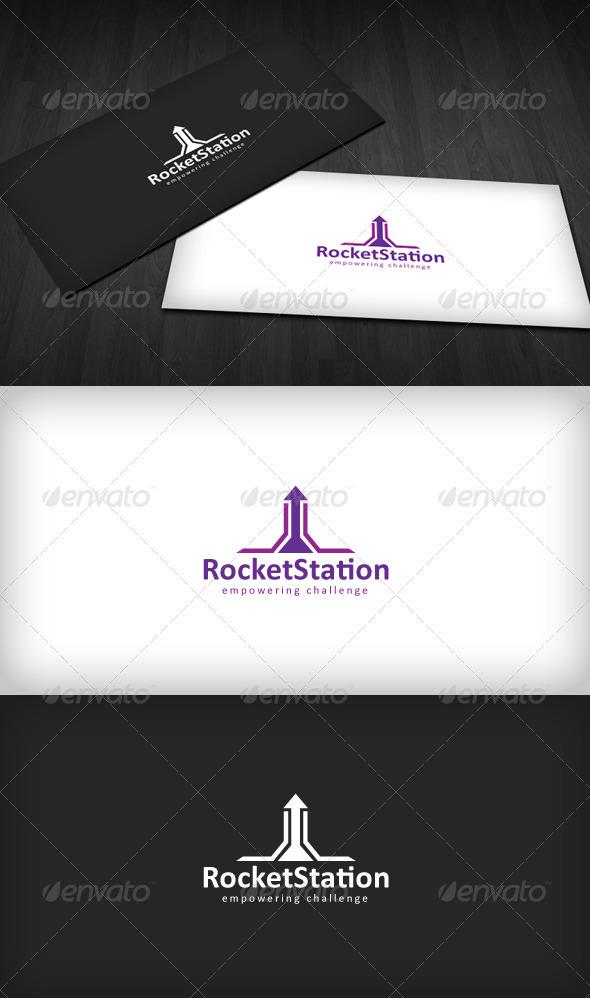 Rocket Station Logo