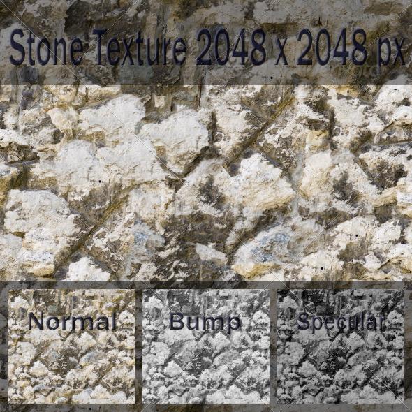 3DOcean Stone Texture 2580017