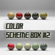 Color Scheme Box #2 - 3DOcean Item for Sale