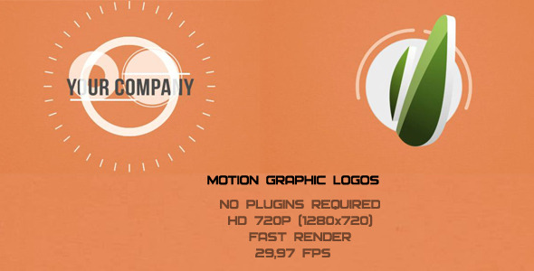 After Effects Project - VideoHive Motion Graphic Logo 2580193