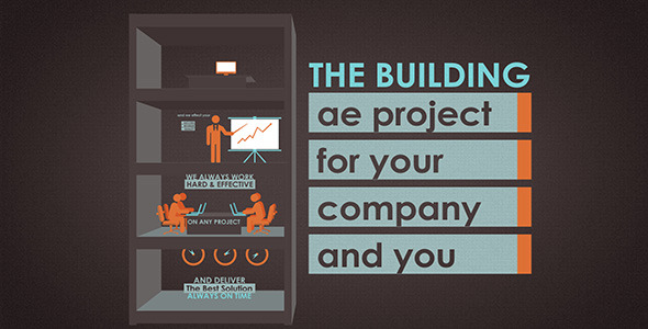 After Effects Project - VideoHive The Building 2580266