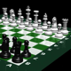 Chess Board And Pieces - Loop - VideoHive Item for Sale