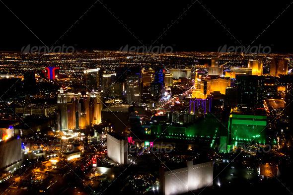 PhotoDune Las Vegas at night 2581990