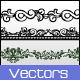 Download Vector Vintage Borders