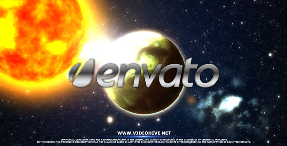 After Effects Project - VideoHive Epic Space 2562803