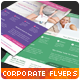 8 Universal Corporate Flyers / Magazine Ads - GraphicRiver Item for Sale