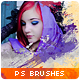 25 Artistic Paint & Watercolor Photoshop Brushes - GraphicRiver Item for Sale
