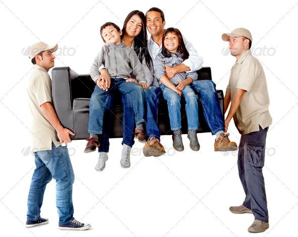 PhotoDune Family moving 2583284