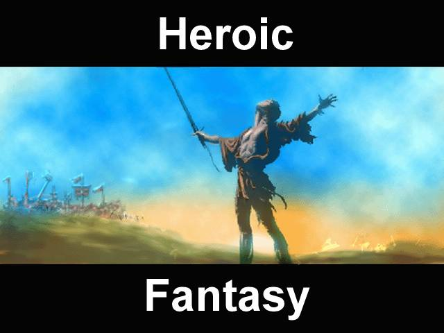 Heroic/Fantasy Pack