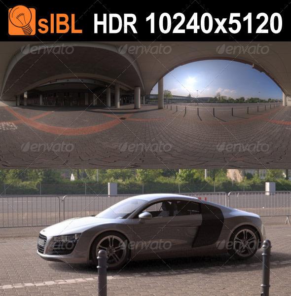 HDR 118 Parking Lot sIBL