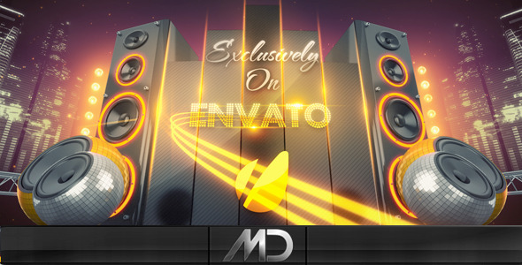 VideoHive Play Club Party Promo 2584331