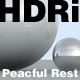 HDRi - Peaceful Rest - 3DOcean Item for Sale
