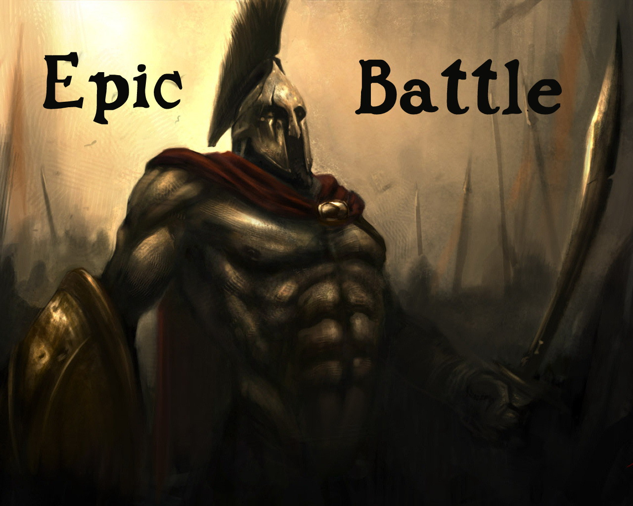 Epic Battle