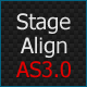 Fullscreen Stage Align Pattern AS3 - ActiveDen Item for Sale