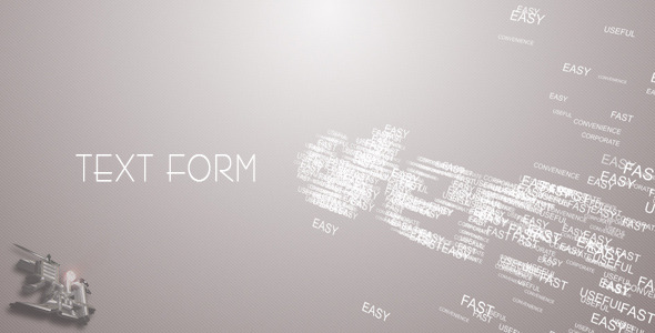 Text Form
