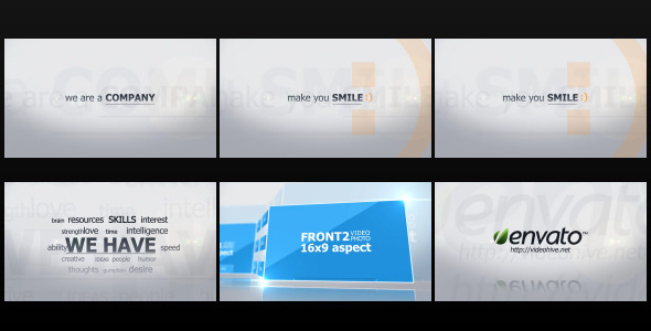 After Effects Project - VideoHive Clean Photo Video Presentation 2585521