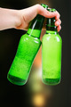 green bottle. disco background - PhotoDune Item for Sale