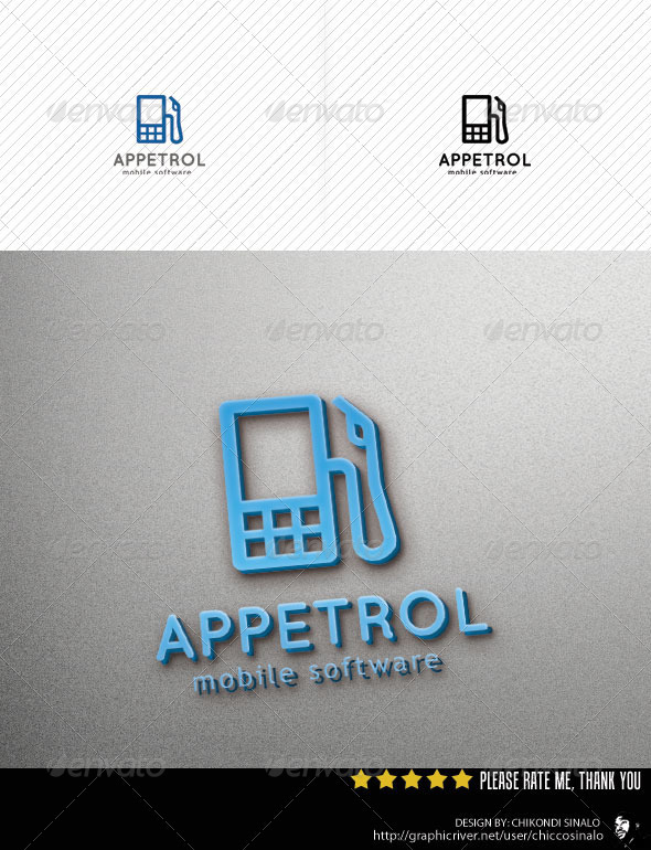 Appetrol Logo Template - Abstract Logo Templates