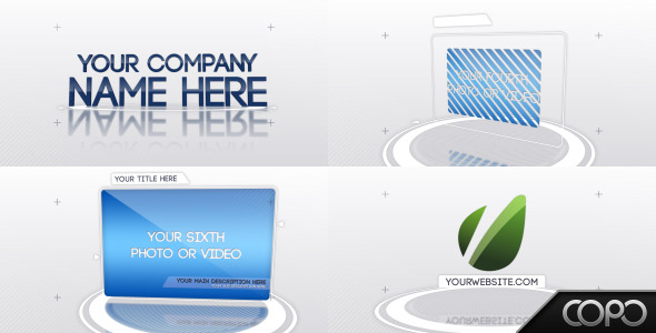 VideoHive Corporate Video Display 2572749