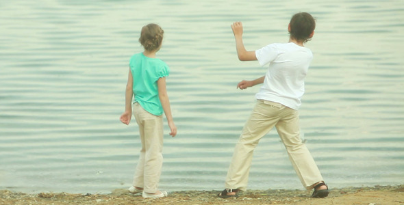 Skipping Stones Together