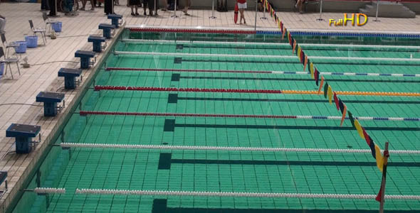 VideoHive Pool Ready For Competitions 2586678