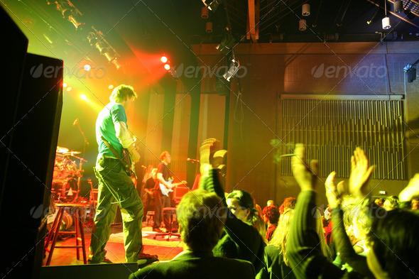PhotoDune rock concert 289570