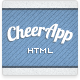 CheerApp - প্রিমিয়াম অ্যাপ এইচটিএমএল টেমপ্লেট - সফটওয়্যার প্রযুক্তি