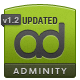 Adminity - Premium Admin Interface - ThemeForest Item for Sale