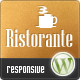 Ristorante Fullscreen Restaurant Wordpress Theme - Food Retail