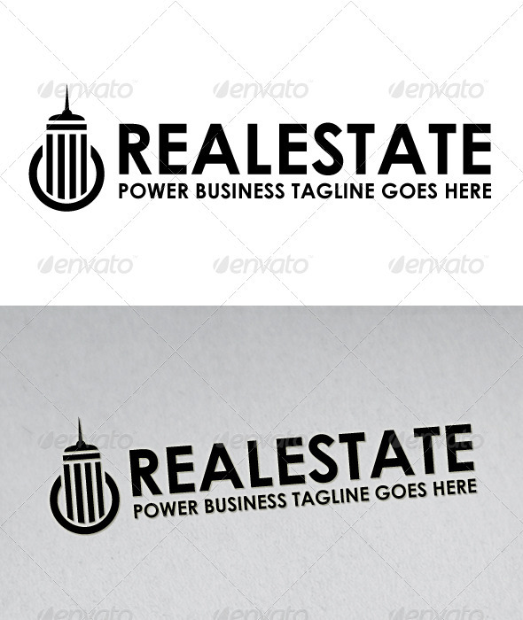 Power Real Estate Logo