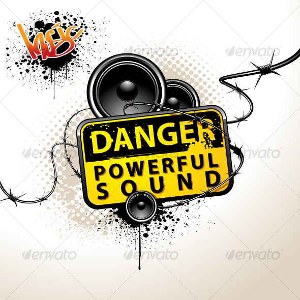 powerful sound - Backgrounds Business