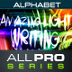 Amazing Light Writing - GraphicRiver Item for Sale