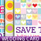 3 Items Lovely Wedding Card - GraphicRiver Item for Sale