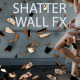 Shatter Wall FX - VideoHive Item for Sale