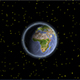 Interactive Earth Animation With Dynamic Lighting - ActiveDen Item for Sale