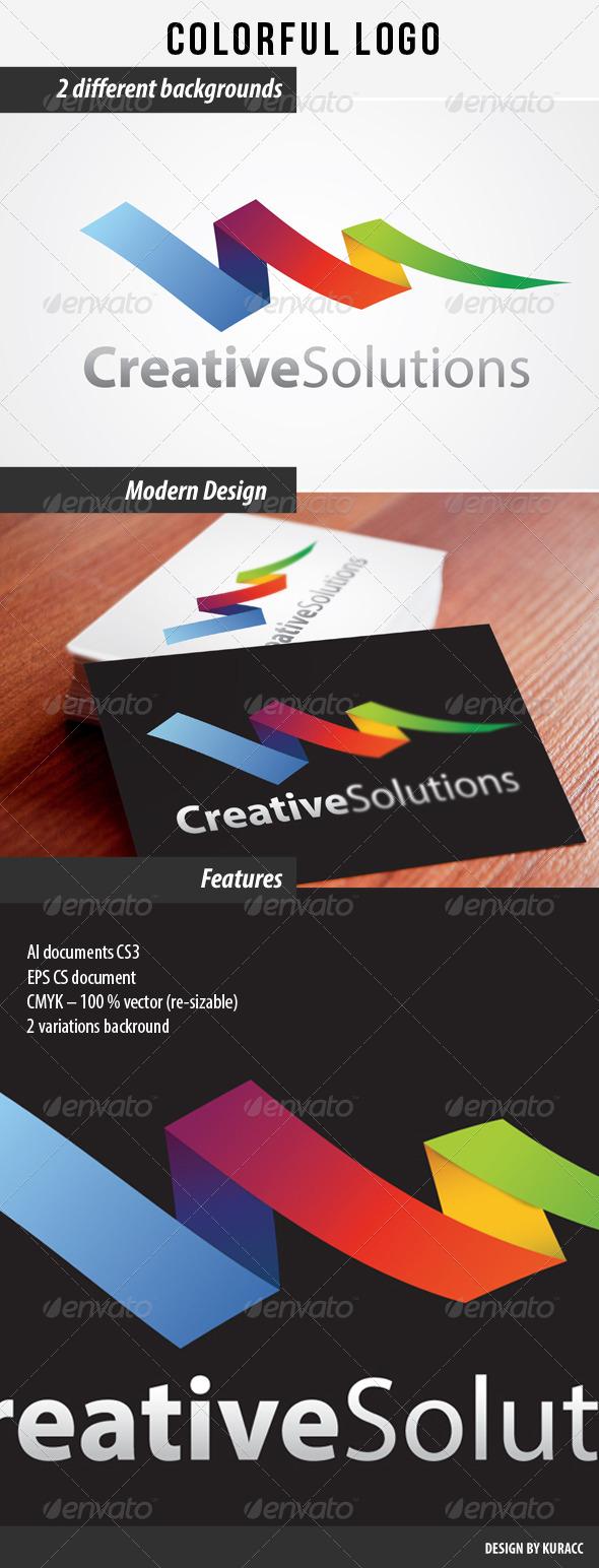 GraphicRiver Colorful Logo 2592418