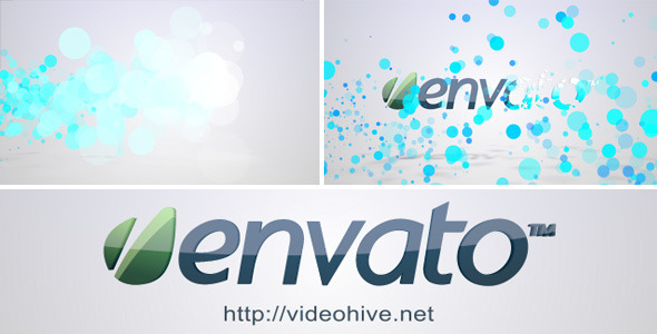 VideoHive Heavenly Logo Reveal 2594159