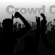 Crowd Control - 3D Silhouette Crowd - VideoHive Item for Sale