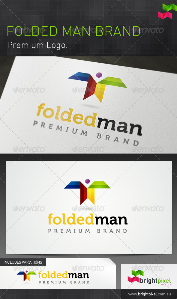 Folded Man Brand