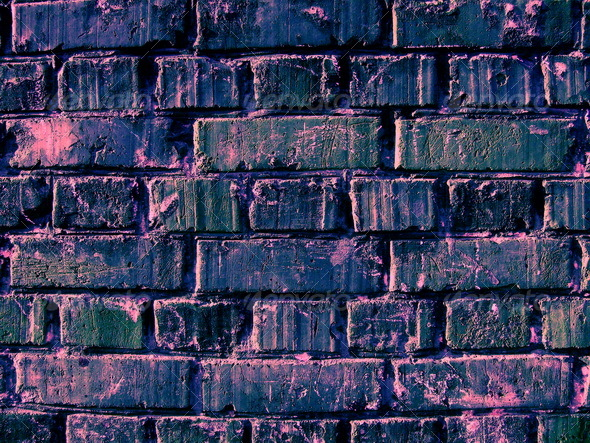 GraphicRiver Old brick wall 94280