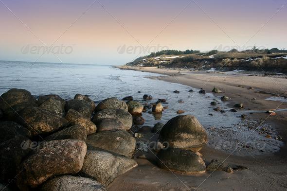 ocean stones - PhotoDune Item for Sale