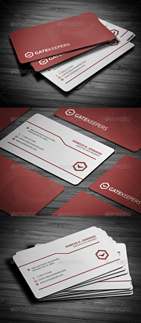 GraphicRiver Creative Business Card 2597673