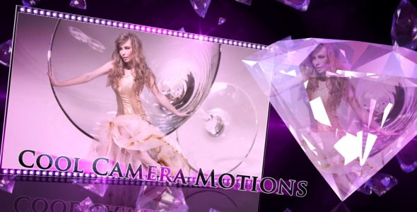 After Effects Project - VideoHive Diamonds Forever 2597674