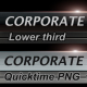 Corporate Lower Third