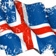 Iceland Flag Grunge - GraphicRiver Item for Sale